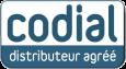 codial distribiteur agréé