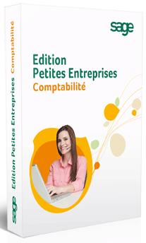 Sage Comptabilité edition petites entreprises