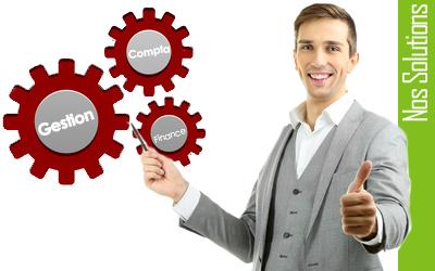 mise en place de solutions logiciels pour les petites entreprises