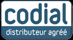 distributeur agrée codial