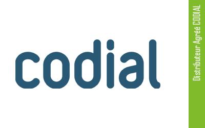 modes de commercialisation de Codial