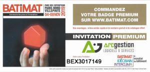 invitation batimat