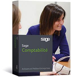Logiciels de Sage comptabilité i7 Petites Entreprises