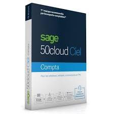 Sage 50 Cloud ciel Comptabilité
